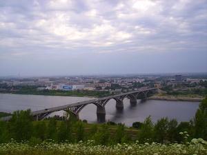 Труп мужчины достали из Оки в Нижнем Новгороде