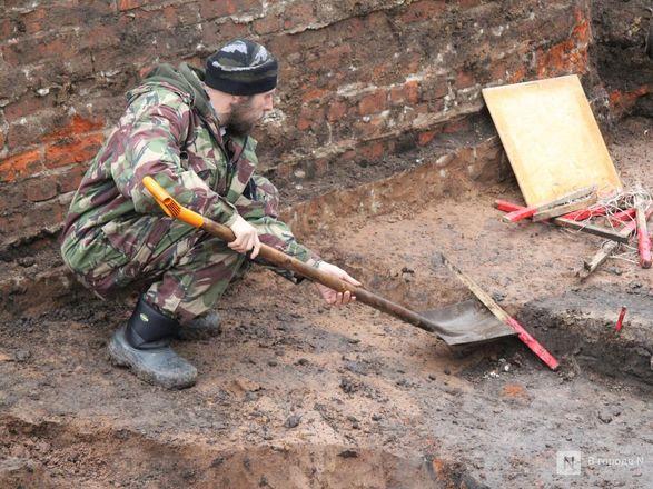 Слои нижегородской истории: что нашли археологи в Кремле - фото 20