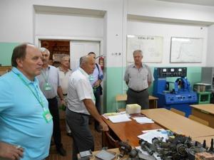 Декан инженерного факультета НГСХА посетил семинар-совещание деканов агроинженерных факультетов вузов Российской Федерации