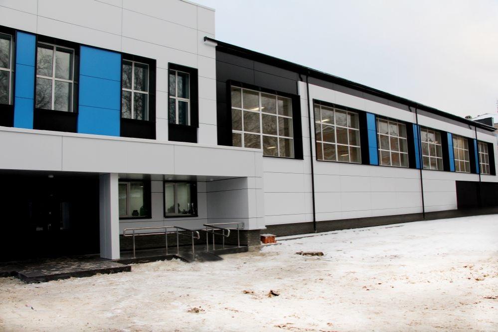 Стадион «Водник» на Бору открылся после реконструкции - фото 1