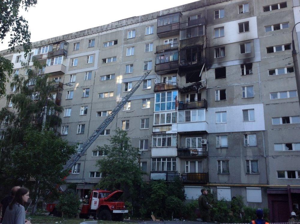 Взорвавшийся дом на Краснодонцев рекомендовано снести - фото 1