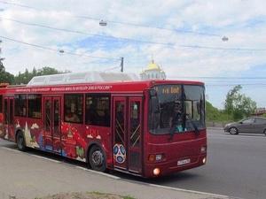 Во время ЧМ-2018 133 автобуса снимут с городских маршрутов Нижнего Новгорода