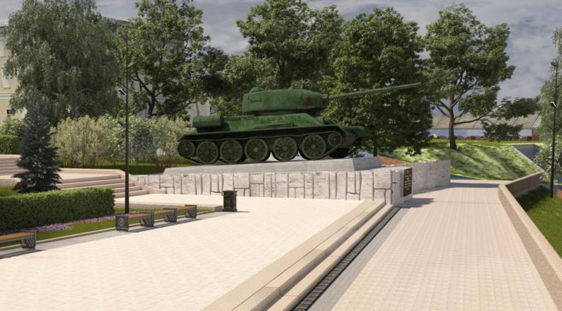 Ремонт площади у Вечного огня начался в Нижегородском кремле - фото 2