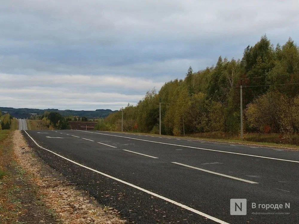 763 километра дорог отремонтировали в Нижегородской области по нацпроекту «БКАД»