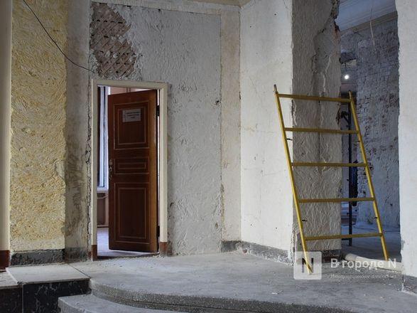 Единство двух эпох: как идет реставрация нижегородского Дворца творчества - фото 58