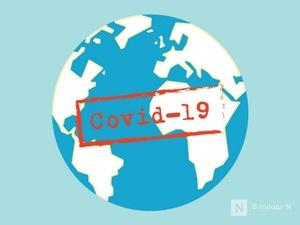 Только в четырех районах Нижегородской области нет больных коронавирусом