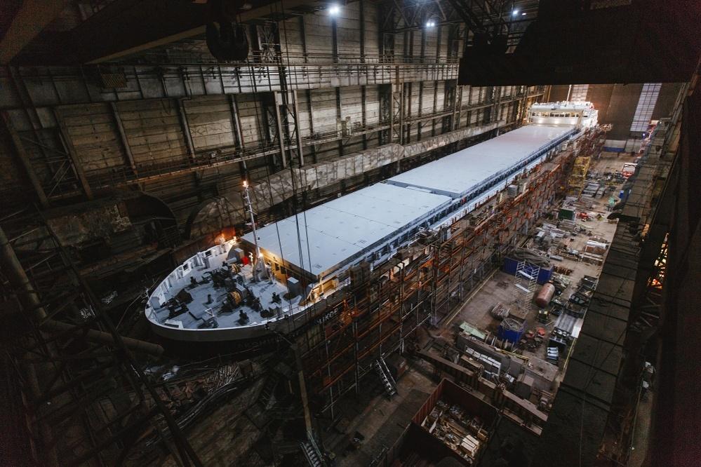 250 млн рублей направит на модернизацию завод «Красное Сормово» - фото 1