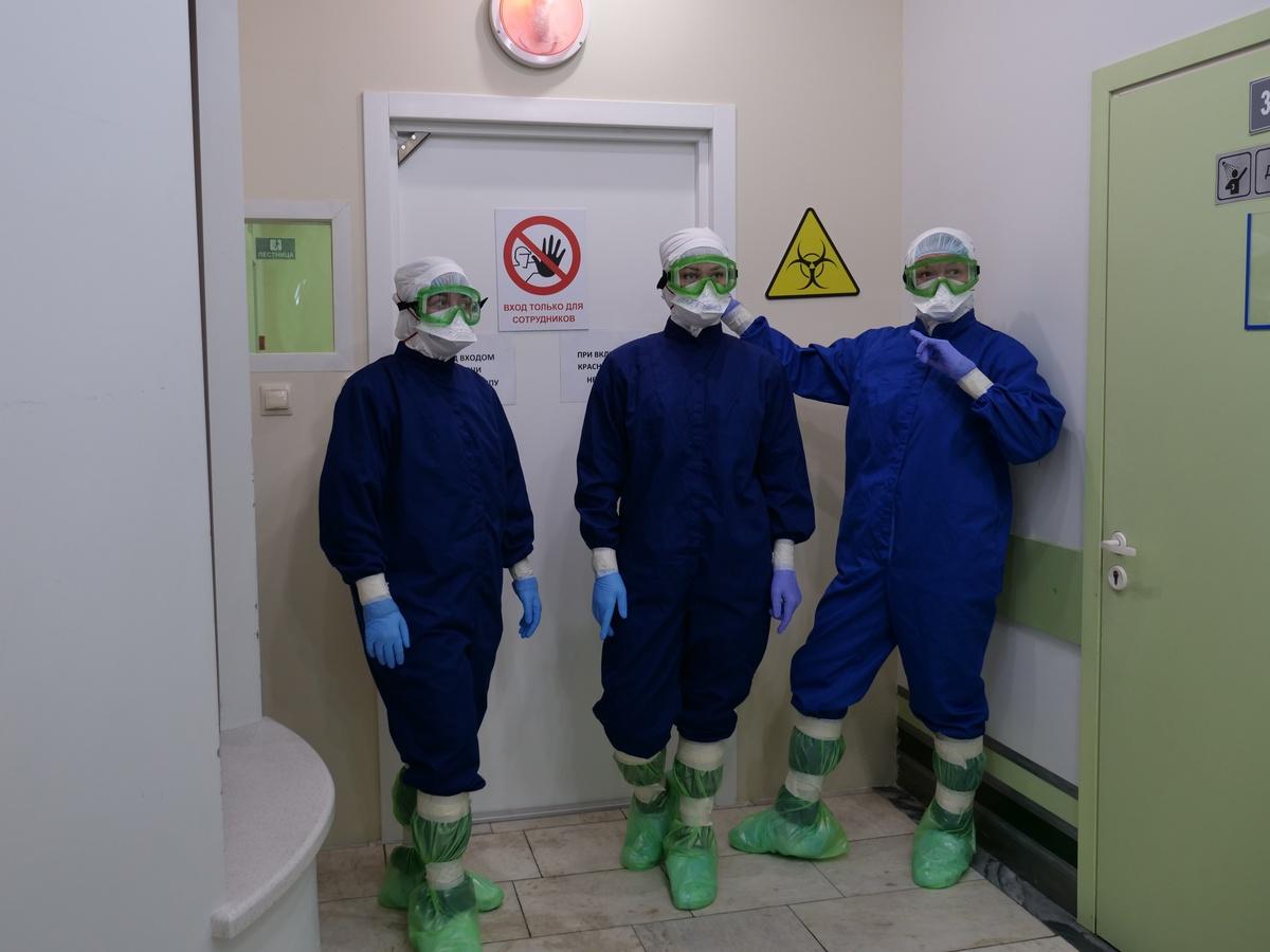 Замглавврача COVID-госпиталя рассказала, как больница превратилась в COVID-госпиталь за две недели - фото 4
