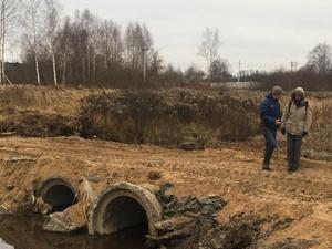 Причинявшую неудобства жителям лесопилку проверили в Борском районе