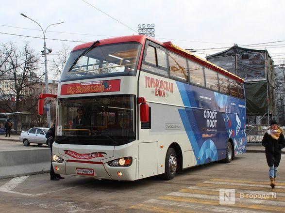 От вокзала до кремля на даблдекере: двухэтажный автобус начал курсировать по Нижнему Новгороду - фото 13