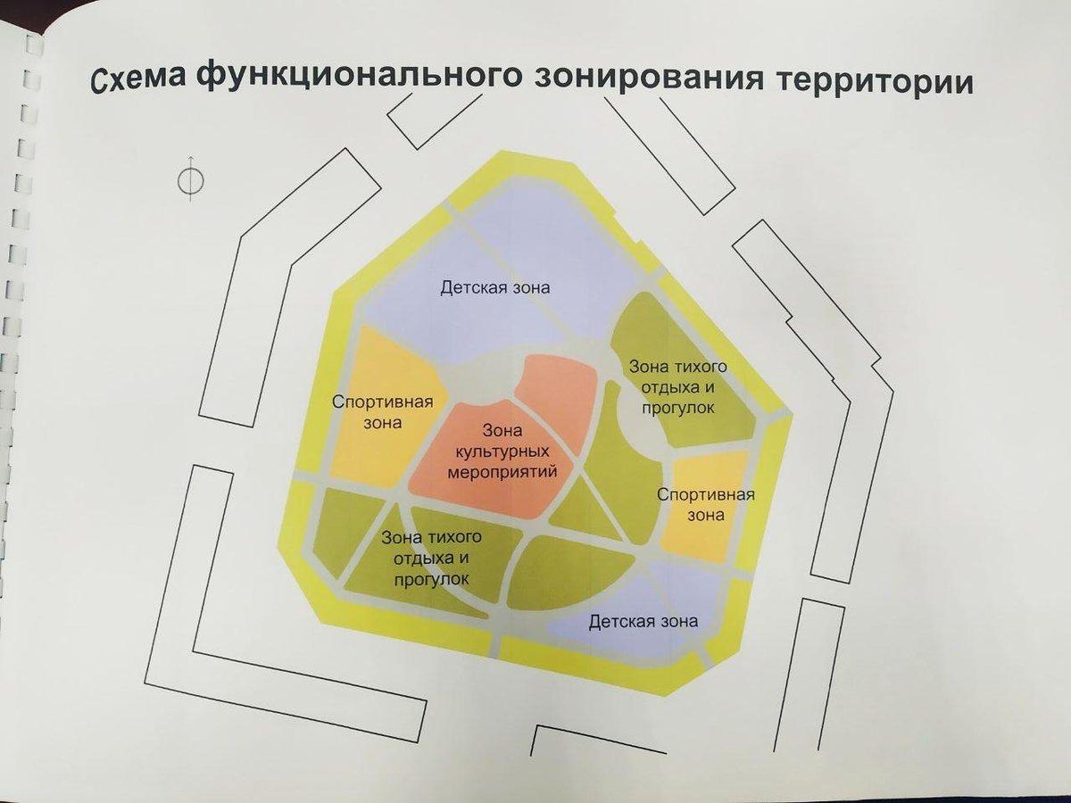Жители Московского района узнали, как будет выглядеть сквер Юбилейный - фото 2