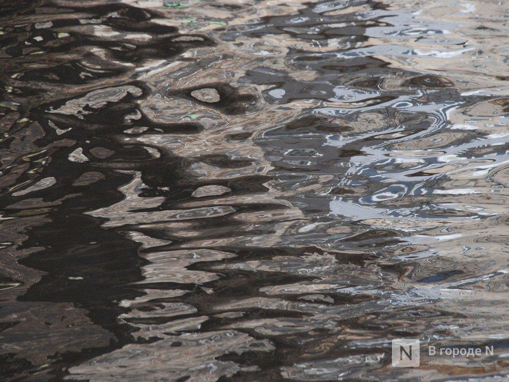 Лодочную переправу организовали в Уренском районе, где затопило дорогу - фото 1