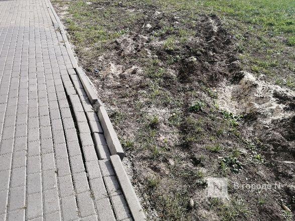 Благоустройство затянулось: что успели сделать на Автозаводе за лето - фото 70