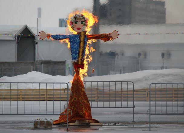 Нижегородцы отметили спортивную Масленицу в «Зимней сказке» - фото 13