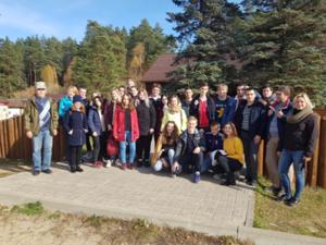 Студенты ННГАСУ и Мининского университета посетили Мордовский государственный природный заповедник