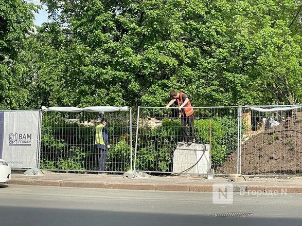 Салют над стройкой: каковы шансы подрядчиков благоустроить Нижний Новгород до юбилея - фото 29