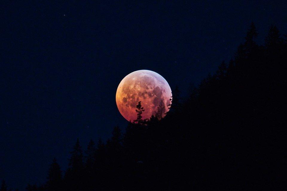 Нижегородцы смогут наблюдать частное лунное затмение - фото 1