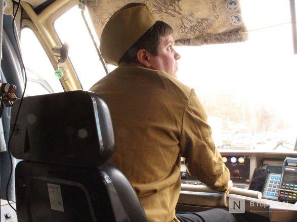 «Трамвай Победы» начал ходить по Нижнему Новгороду - фото 12