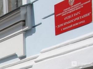 Количество разводов на четверть сократилось в Нижегородской области