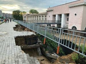 Нижегородцы смогут пожаловаться на состояние городских ливневок