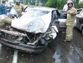 Один человек погиб и пятеро пострадали в ДТП в поселке Большое Мурашкино - фото 1