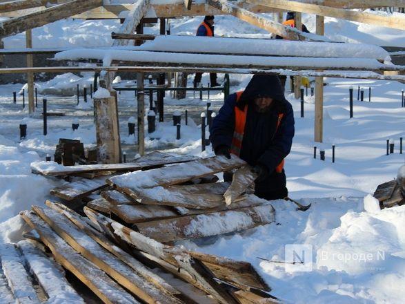 Более 240 рабочих благоустраивают нижегородскую «Швейцарию» - фото 37
