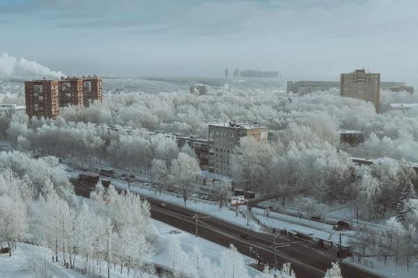 Ледяной дождь ожидается в Нижегородской области 26 февраля