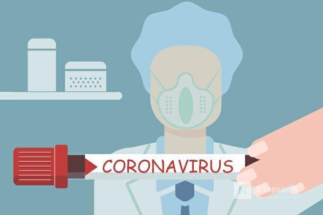 Еще 301 нижегородец заболел COVID-19