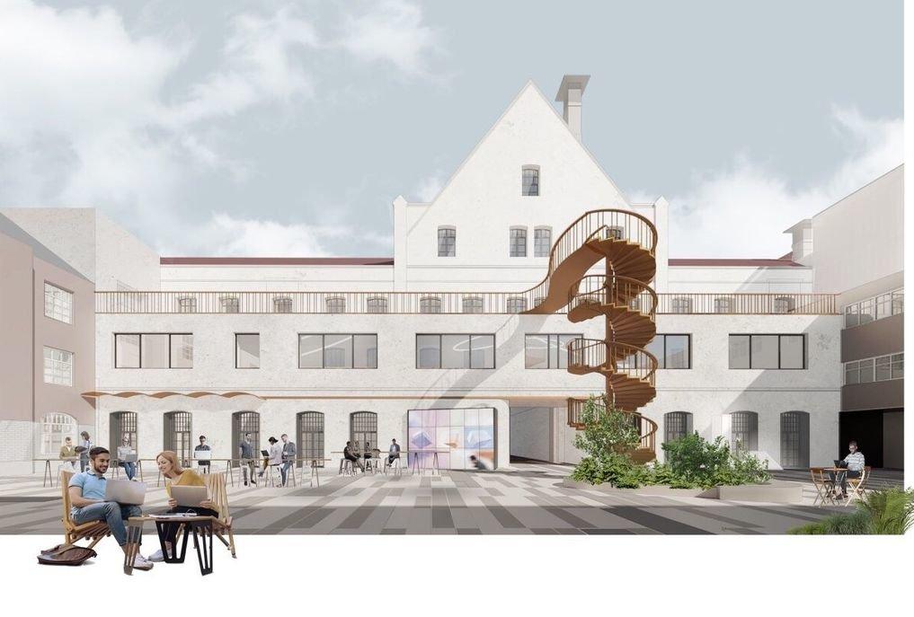 Стало известно, как изменится здание фабрики «Маяк» на Нижне-Волжской набережной - фото 1