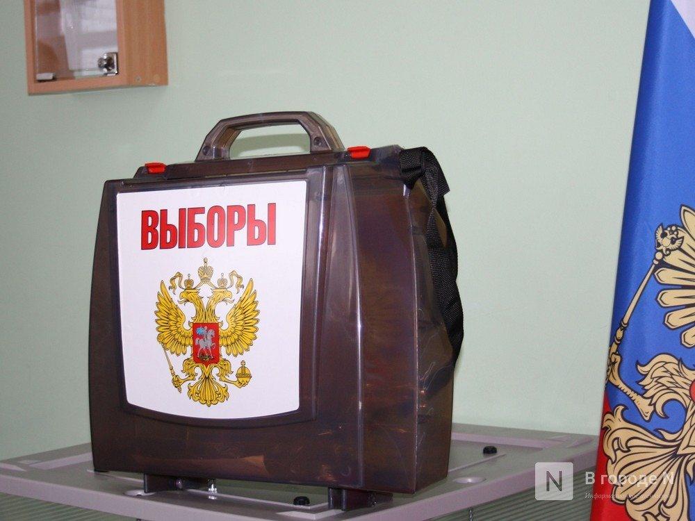 Стала известна дата выборов депутатов Гордумы Нижнего Новгорода - фото 1