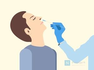 Лишь половина заболевших коронавирусом в Дзержинске уже смогла побороть инфекцию