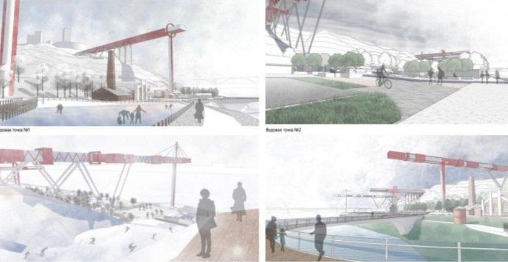 Девять вариантов развития парка «Горки» предложили нижегородские студенты - фото 9