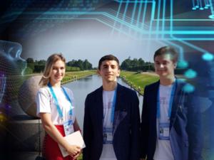 Команда НГТУ им. Р.Е. Алексеева - призер международного хакатона «Молодые умы для умного города»