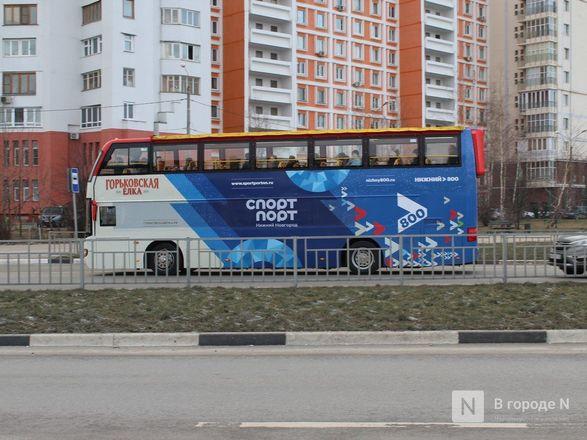 От вокзала до кремля на даблдекере: двухэтажный автобус начал курсировать по Нижнему Новгороду - фото 24