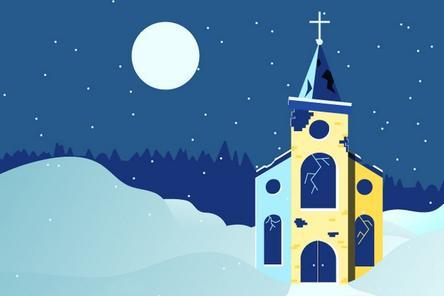 Что потеряли нижегородцы с сожжением  церкви XIX века в Лыскове