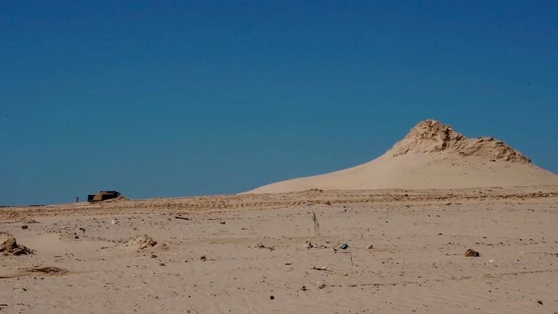 Дзержинское «Белое море» наполовину закрыли геомембраной - фото 8