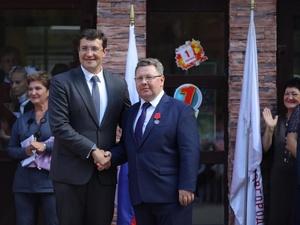 Путин наградил директора нижегородской школы № 187