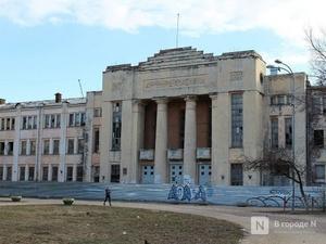 Восстановлением ДК имени Ленина займется Нижегородская область