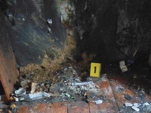 Взрыв прогремел в пятиэтажке на улице Светлоярской