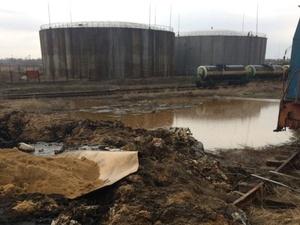 Нефтехимическое предприятие в Кстовском районе загрязняло почву опасными отходами