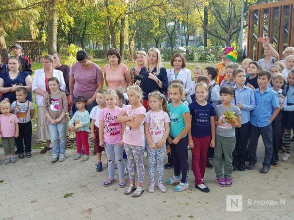 Сквер Прыгунова торжественно открыт после второй очереди благоустройства - фото 12