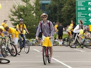 «ВелоПарад» соберет дзержинцев 26 мая