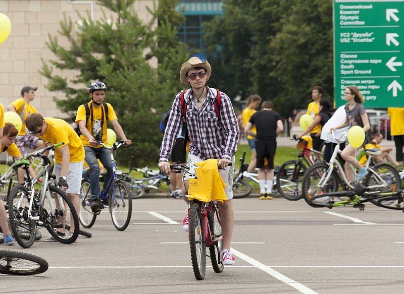 «ВелоПарад» соберет дзержинцев 26 мая - фото 1