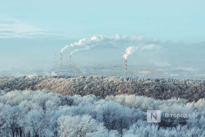 Как Нижний Новгород пережил аномально морозные дни  - фото 15