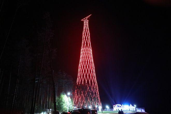Шуховскую башню в Дзержинске открыли после реконструкции - фото 7