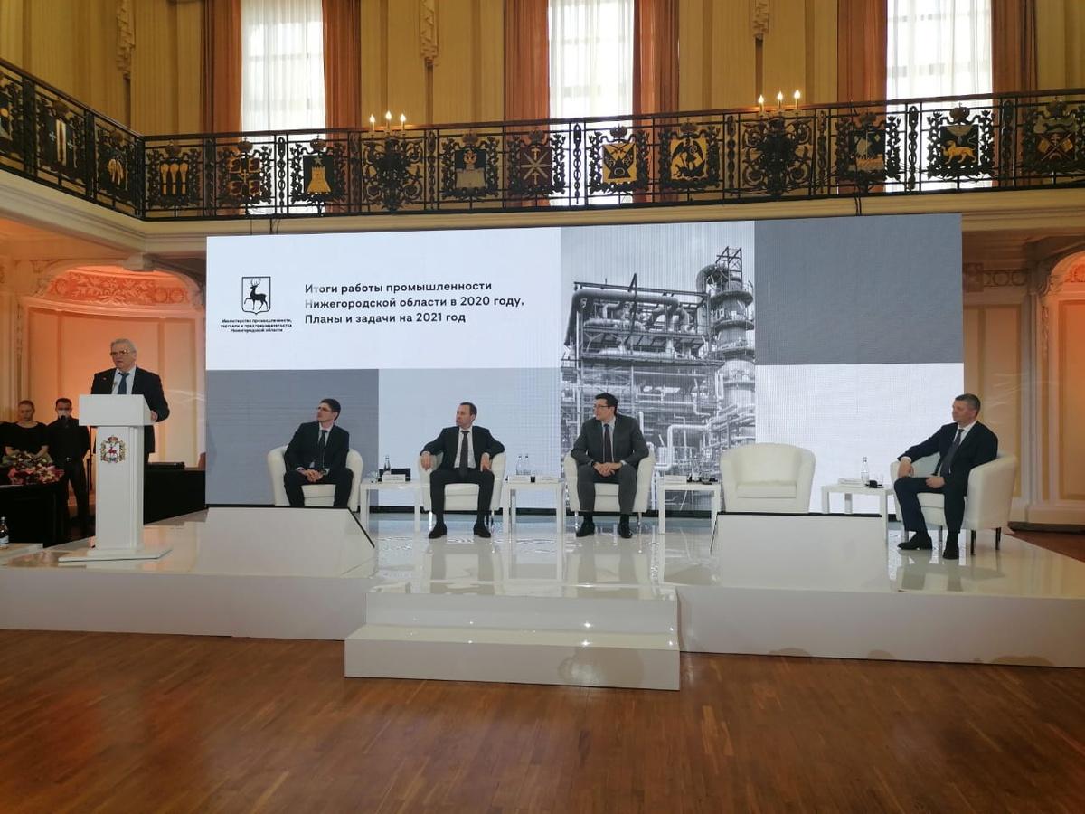 Евгений Люлин: «Поддержка промышленности является безусловным приоритетом для законодателей» - фото 1