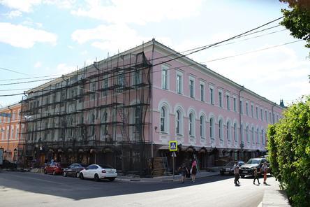 Нижегородский выставочный комплекс отремонтируют к августу