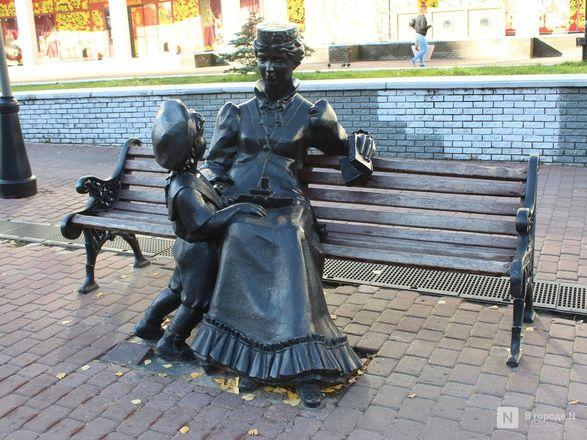 Труд в бронзе и чугуне: представителей каких профессий увековечили в Нижнем Новгороде - фото 37