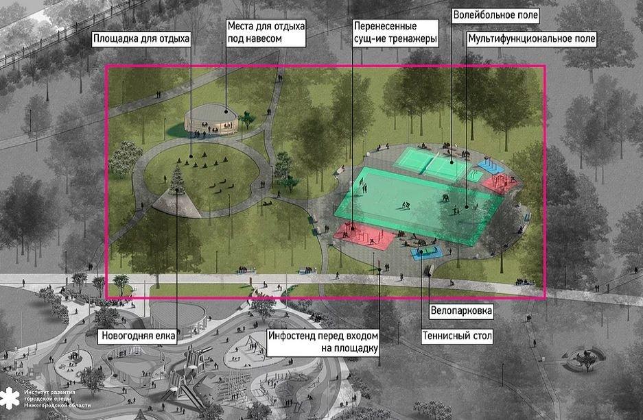 Скалодром и «лавочка интроверта»: как преобразится парк «Дубки» - фото 4