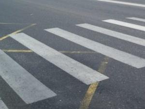 В Автозаводском районе автомобиль сбил пенсионерку на пешеходном переходе